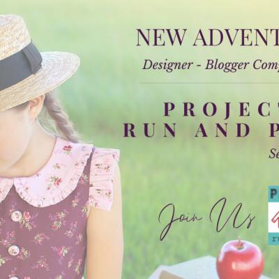 Project Run & Play- Season 25